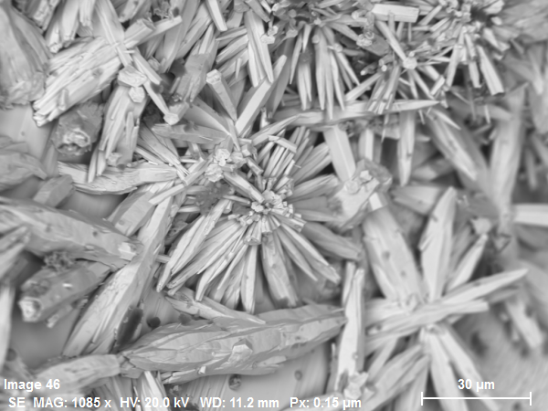 Imaging and Analysis of Microcrystals