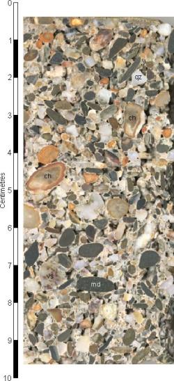Beach gravel Helston