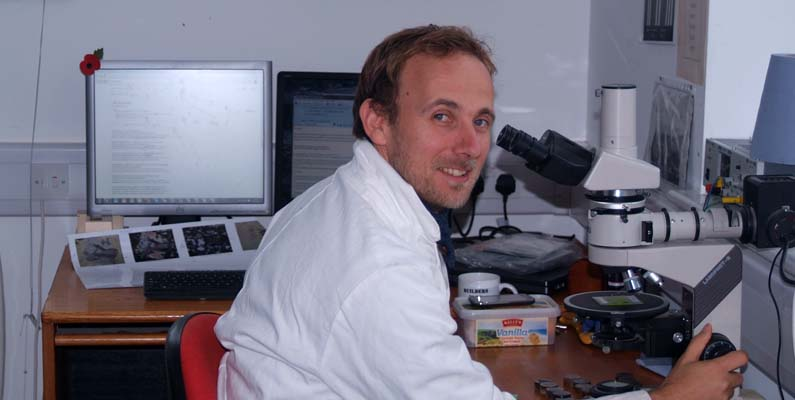 Petrolab welcomes Dr Chris Brough
