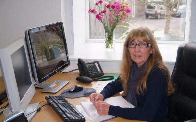 Petrolab welcomes Aileen Barwell