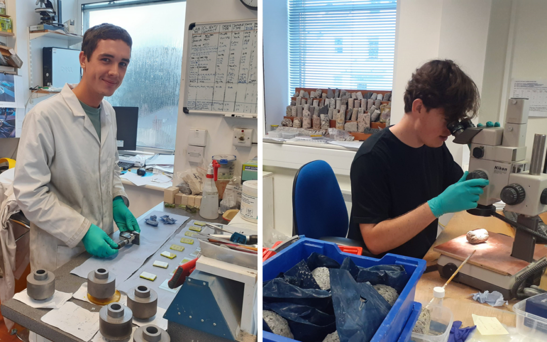 Petrolab Welcomes Connor Wells and Jonathan Coad